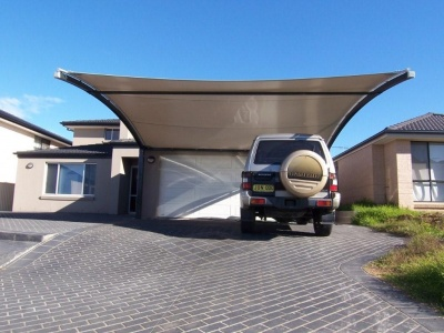 Cantilever Car Parking Shades Al Ameera Tents Amp Shades