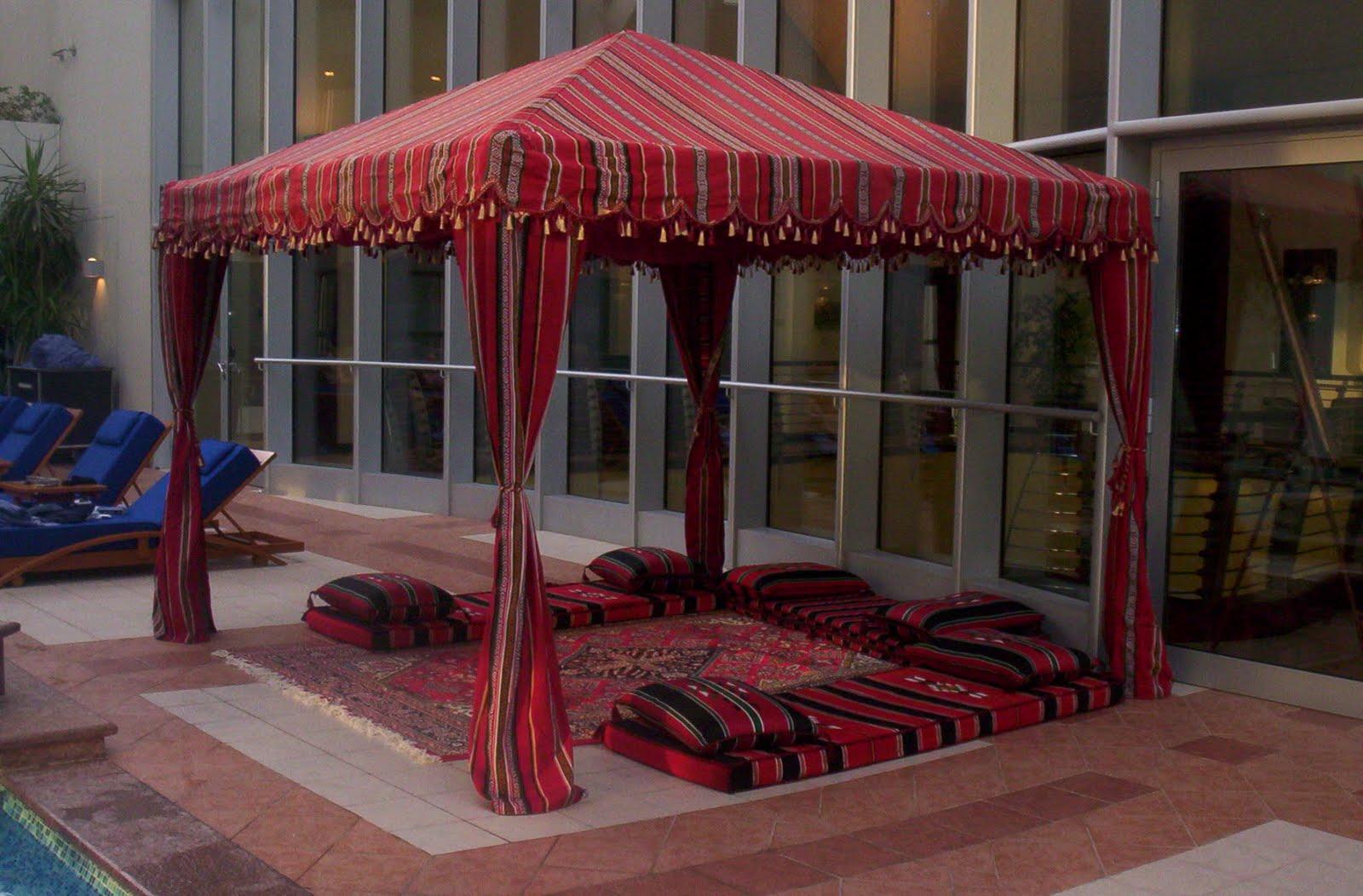 Traditional Arabic Majlis
